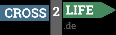 Logo cross2life.de
